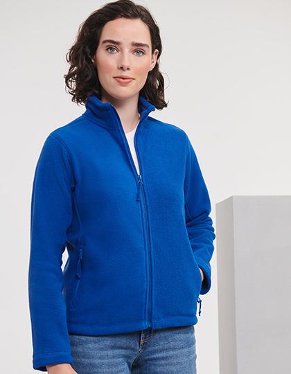 Ladies` Full Zip Outdoor Fleece